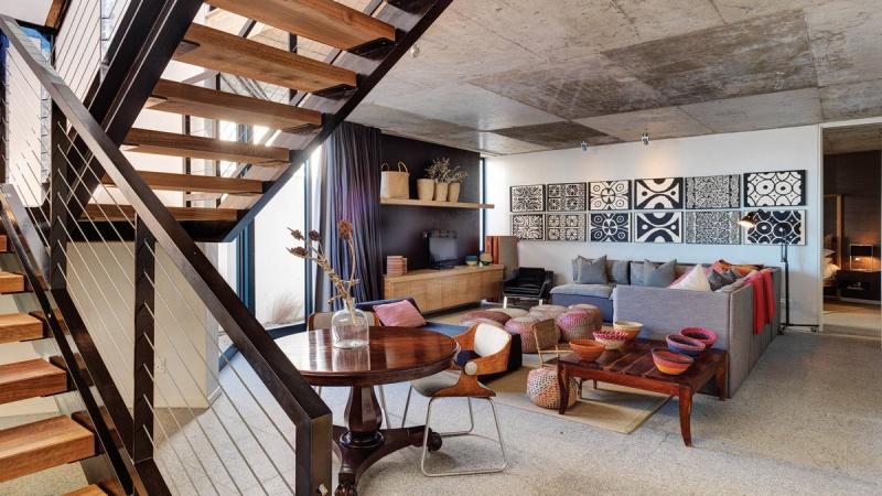 Комфортный частный дом на краю Африки