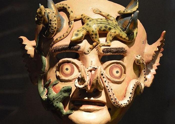 Лики смерти в мировой мифологии