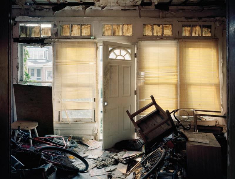 Заброшенные дома и их обитатели в Филадельфии