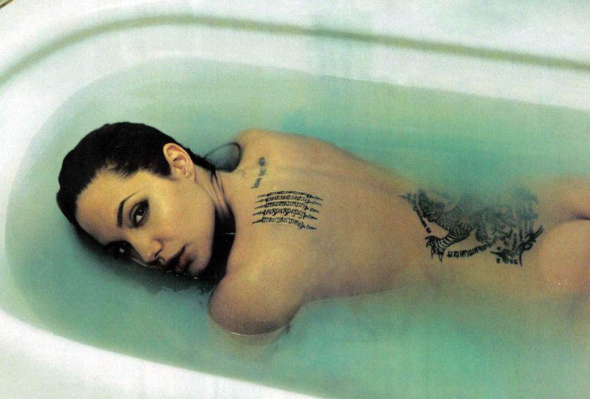 20 откровенных фото Анджелины Джоли