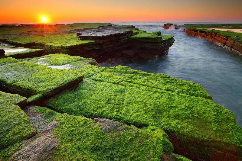 Пляж Туриметта в Австралии