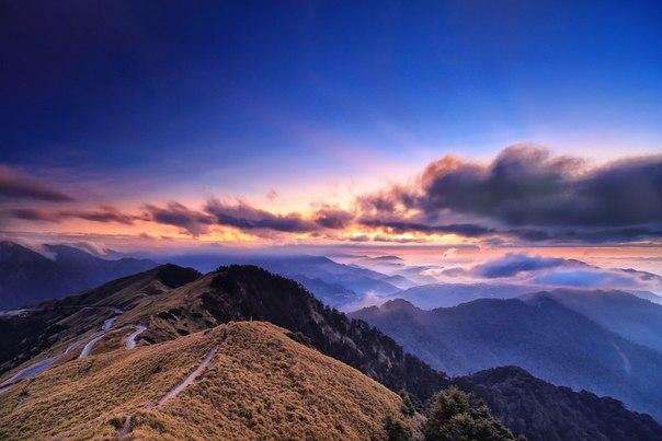 Туман от тайваньского фотографа