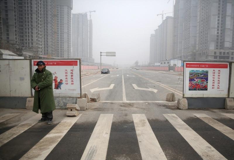 Необычные фото повседневной жизни в Китае