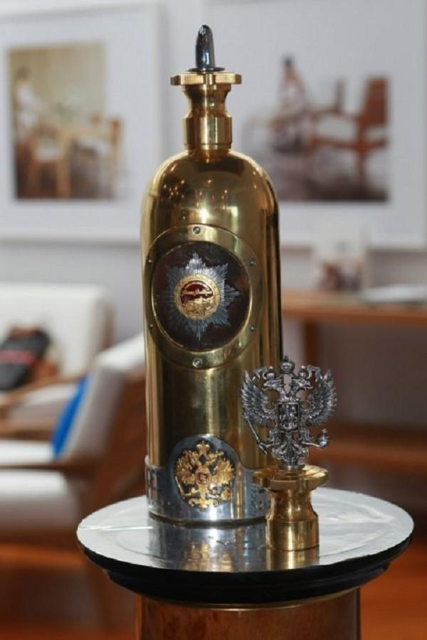 10 самых дорогих бутылок водки
