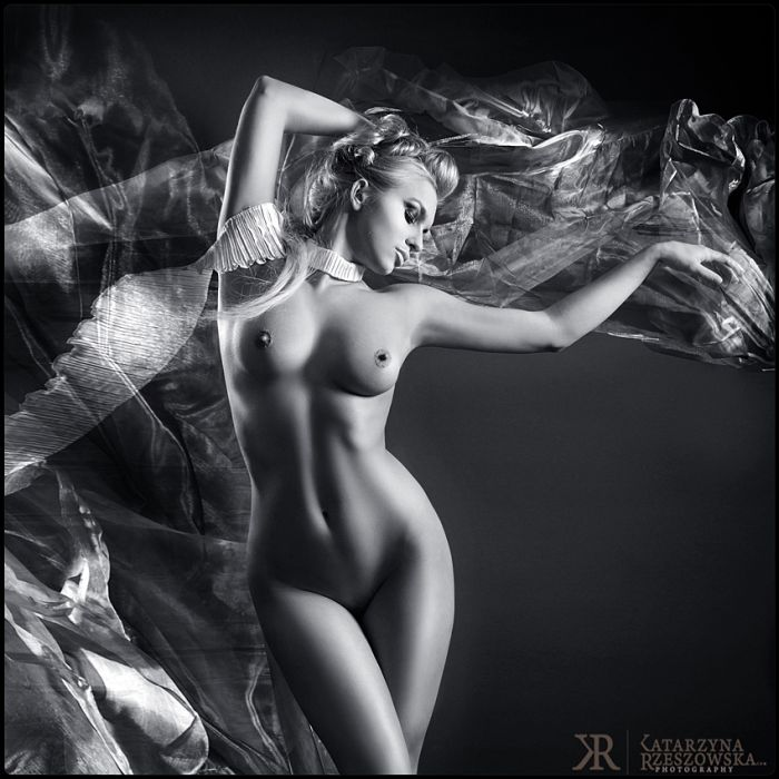 Ню фотографии от Катаржины Жешовской