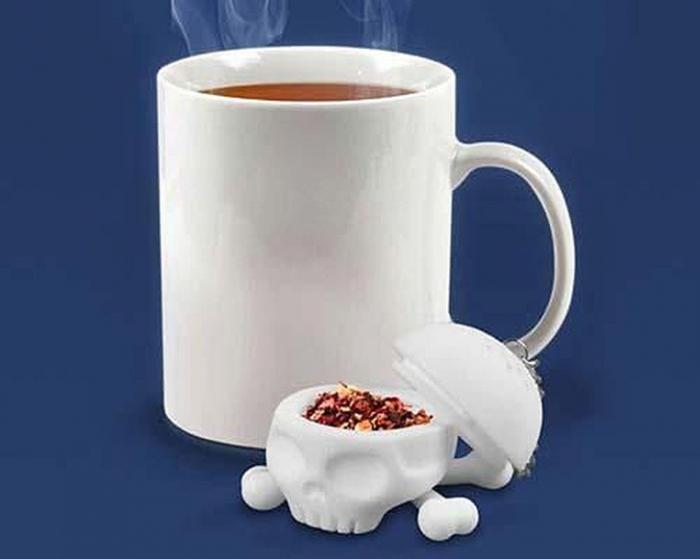 Оригинальные ситечки для чая