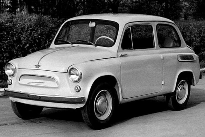 Странные и необычные автомобили