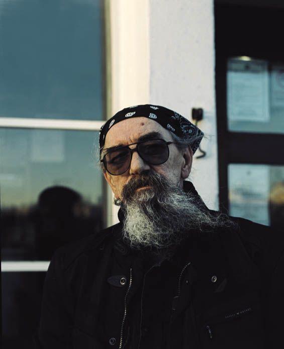 Жизнь байкеров от фотографа Бекса Дэй