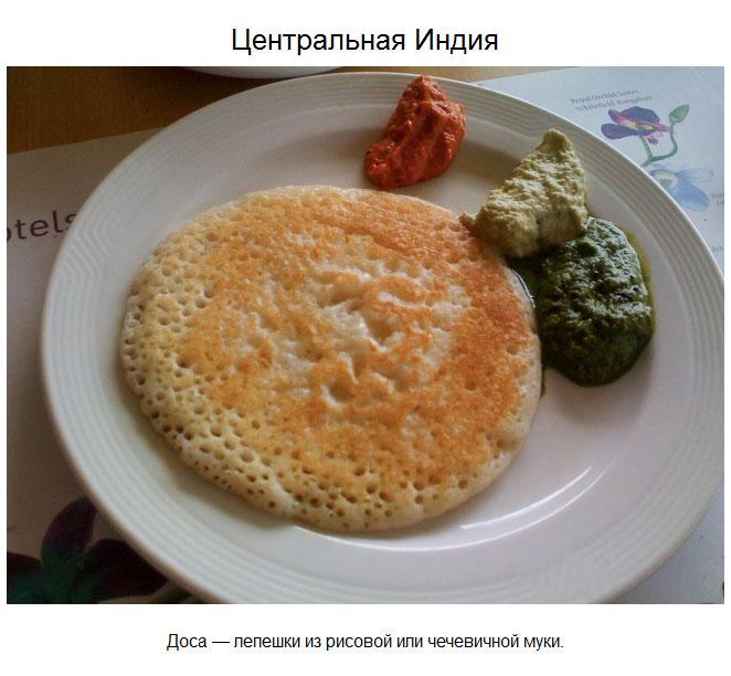 Традиционные завтраки в разных странах мира