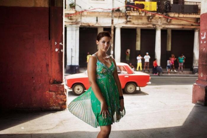 Женская красота из разных стран мира от Михаэлы Норок