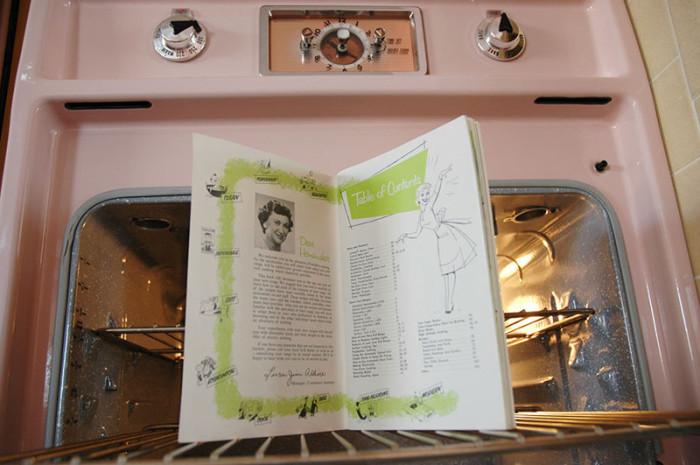 Раритетная кухня в американском доме