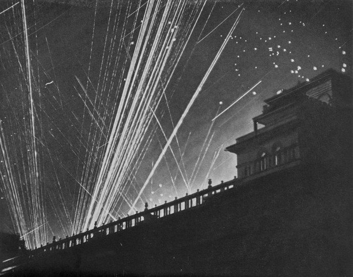Фотографии Москвы 1941 года от американской фотожурналистки