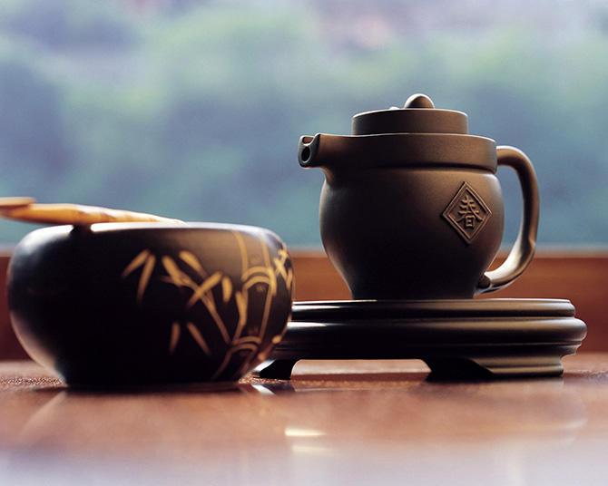 Особенности японской чайной церемонии