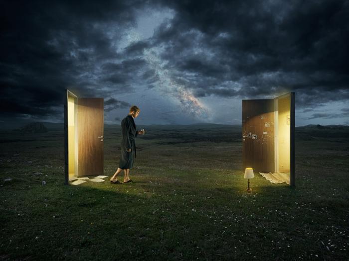 Оптические иллюзии от Эрика Йоханссона