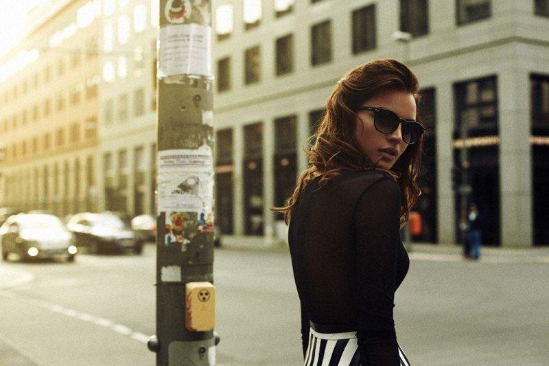 Портретные снимки девушек от Алексея Баздарева