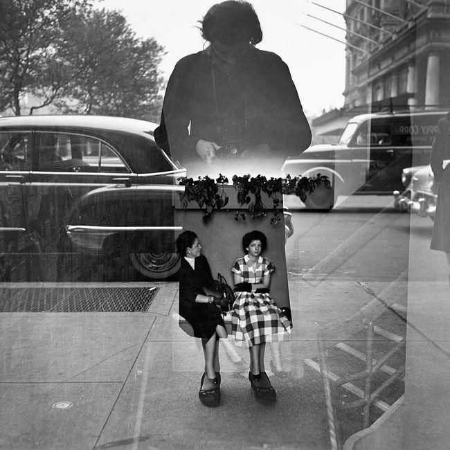 Уличные фотографии детской няни