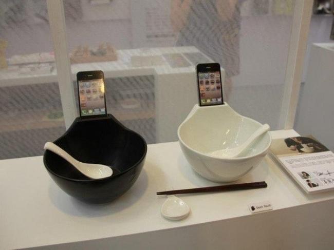 Крутые дизайнерские предметы и решения