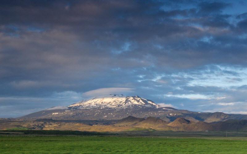Вулканы, которые могут начать извергаться