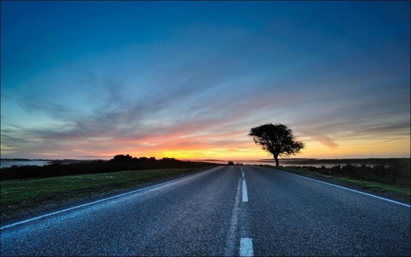 Красивые дороги