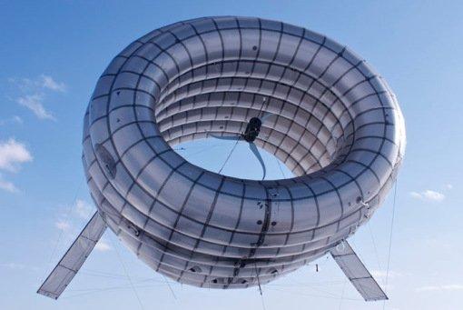 Необычные ветровые установки
