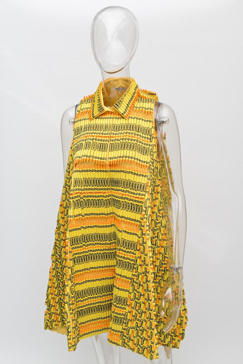 Одежда из мелков Crayola