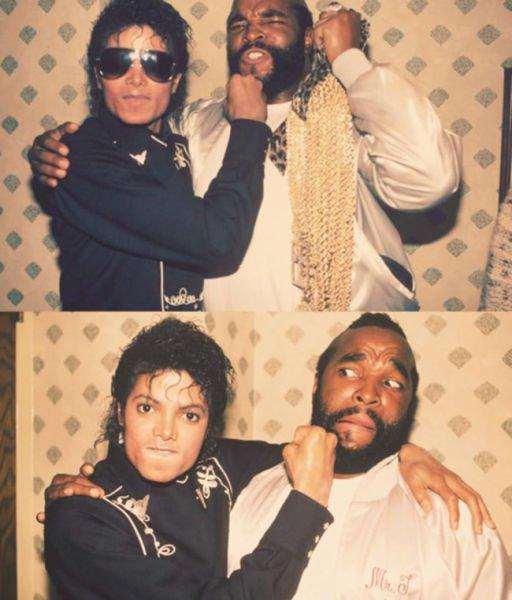 Совместные фотографии знаменитых людей