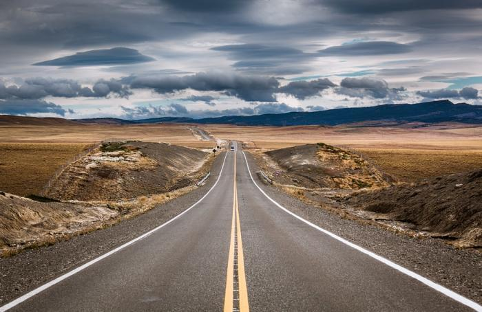 Путешествие по Патагонской пустыне