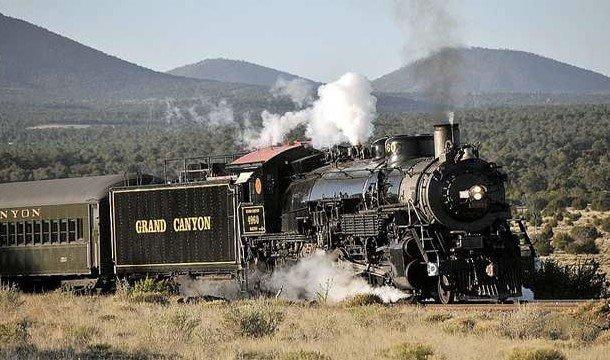 Удивительные маршруты для путешествия на поездах