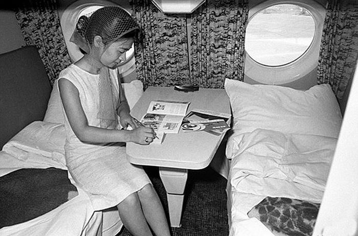Бизнес-класс в самолетах советского Аэрофлота