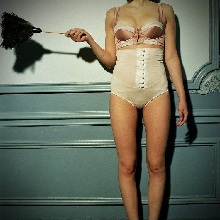 Иной взгляд на женскую красоту Аннели Вандендел