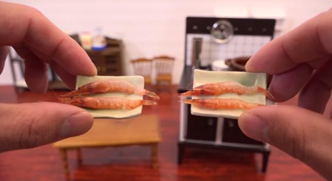 Minifood: крошечная еда из Японии