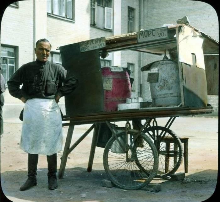 Редкие цветные снимки Москвы 1931 года