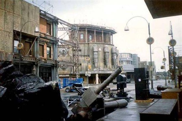 Заброшенные съемочные площадки известных фильмов