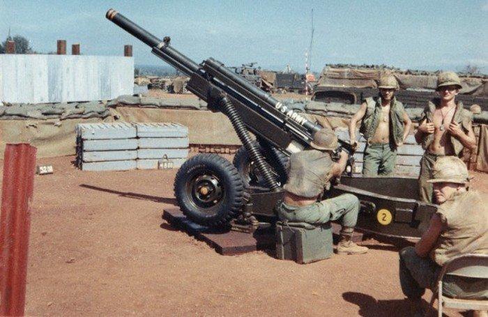 Фотографии войны во Вьетнаме от американского солдата