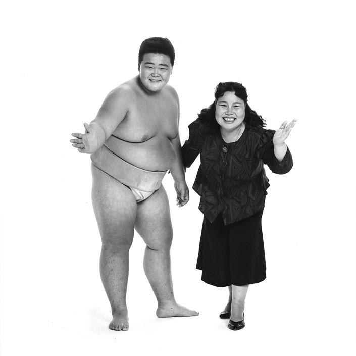 Семейные фото японцев с детьми