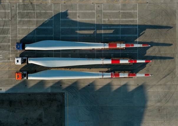 Фото с высоты птичьего полёта