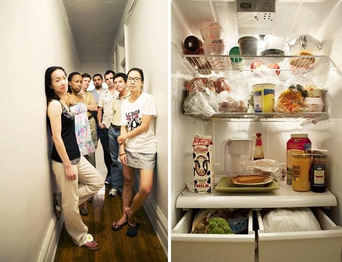 Холодильники американцев и французов