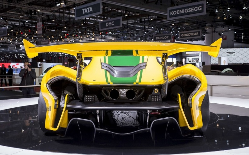 Автоновинки Женевского международного автосалона 2015