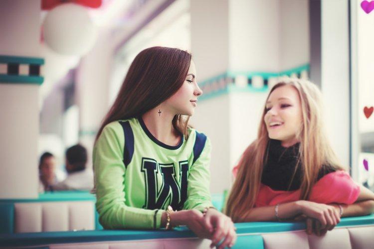 Девушки на фото Виктории Би