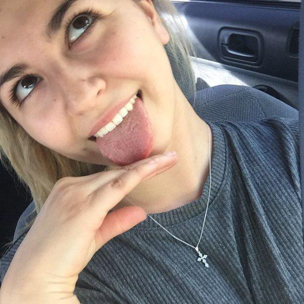 Красивые девушки из социальной сети Instagram