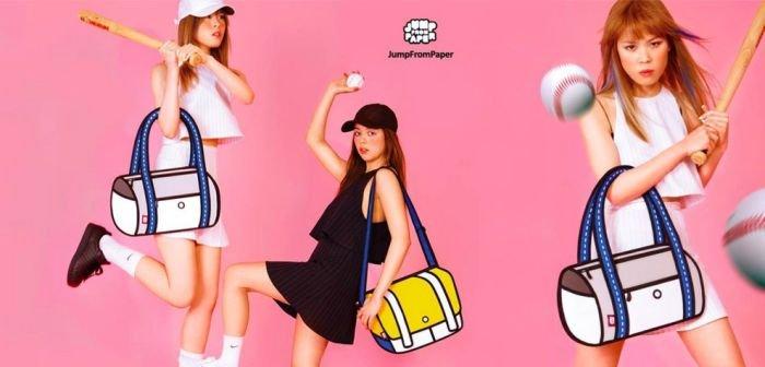 Креативные сумки: совсем как нарисованные