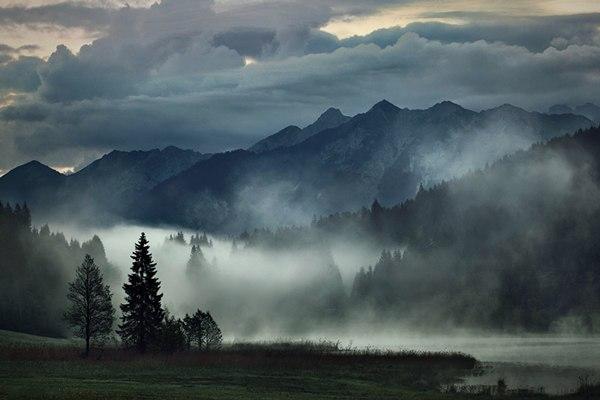 Сказочные пейзажи от Kilian Schnberger