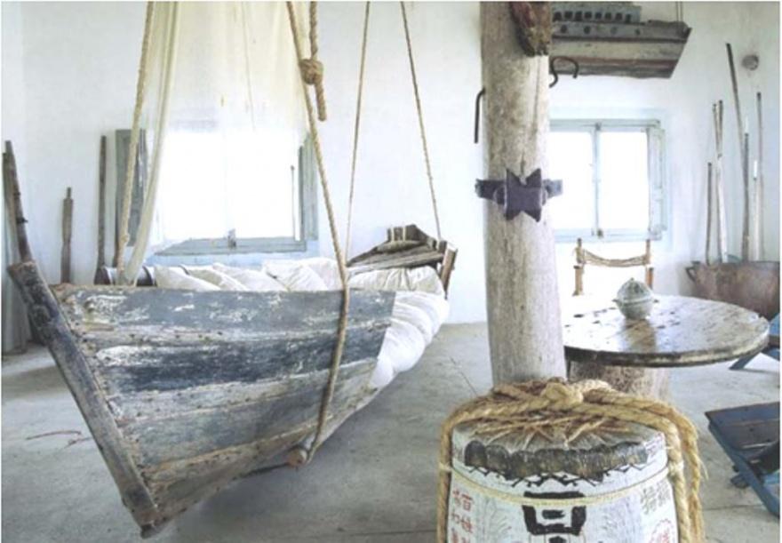 Необычные и креативные кровати