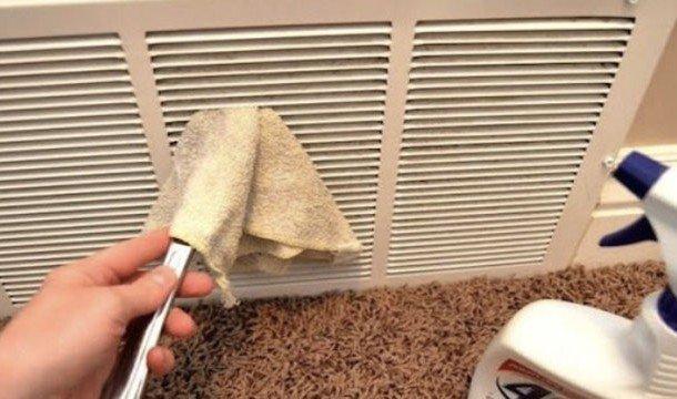 Полезные советы по очистке предметов в доме