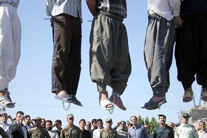 Самые жестокие методы казни