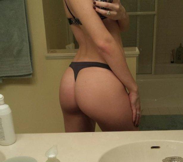 Sexy selfies of beautiful girls