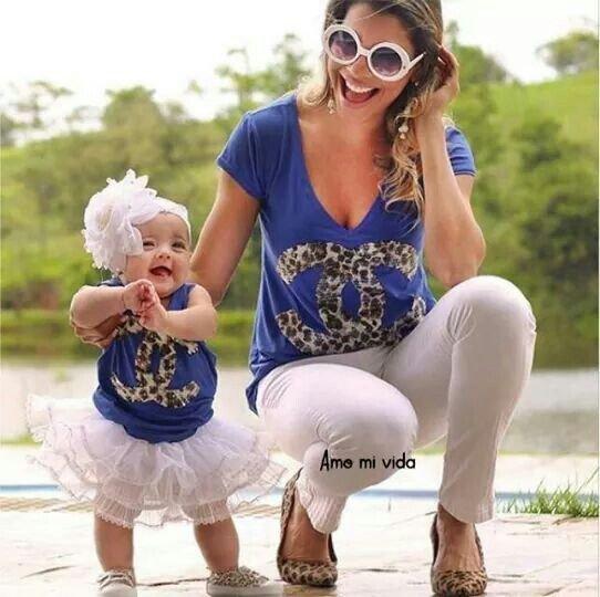 Восхитительные мамы и дочки