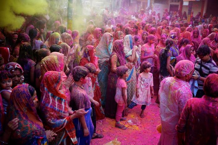 Развлекательные фестивали в разных странах