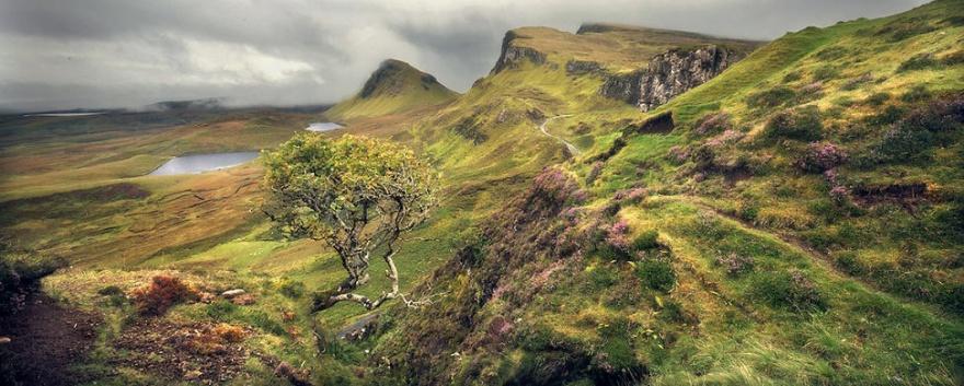 Удивительная красота природы на фотографиях Килиана Шонбергера