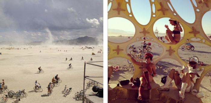Заповеди участника фестиваля Burning Man